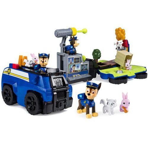 Zestaw figurek psi patrol patrolowiec, chase - darmowa dostawa od 199 zł!!! marki Spin master