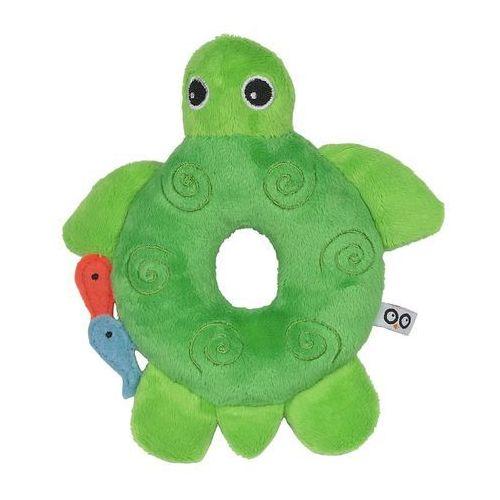 Zoocchini grzechotka zielony żółwik