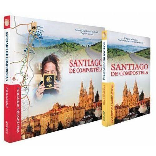 SANTIAGO DE COMPOSTELA PORADNIK I PRZEWODNIK PIELGRZYMA - ZBIGNIEW IWAŃSKI (9788379715916)