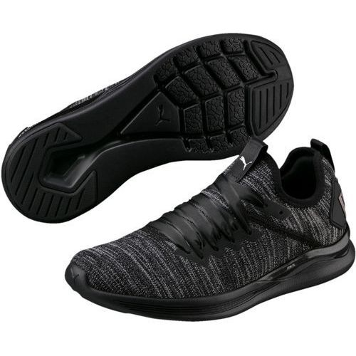 Puma IGNITE FLASH Obuwie treningowe puma black, kolor czarny