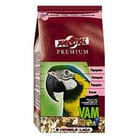 Versele-laga prestige premium parrots pokarm dla dużych papug