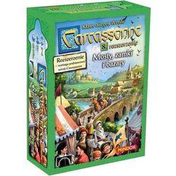 Mindok Carcassonne mosty, zamki i bazary