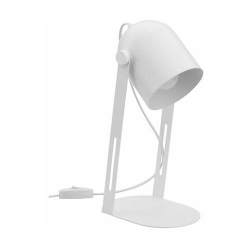 Lampka biurkowa CLARA biała E27 TK LIGHTING (5901780551216)