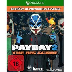 PayDay 2 (Xbox One)