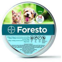 foresto obroża mała 38cm + drontal plus flavour dla psów 2 tab marki Bayer