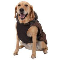 Zooplus exclusive Płaszcz dla psa grizzly ii - długość 40 cm| -5% rabat dla nowych klientów| darmowa dostawa od 99 zł