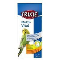 TRIXIE Multiwitamina dla ptaków 50ML - DARMOWA DOSTAWA OD 95 ZŁ!