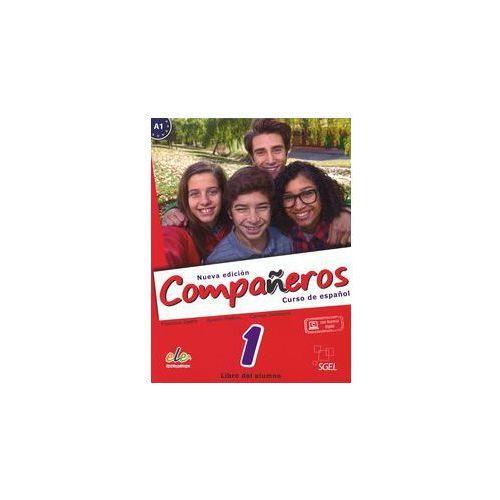 Companeros 1 Podręcznik + licencia digital nueva edicion - SGEL-Educacion, SGEL-Educacion