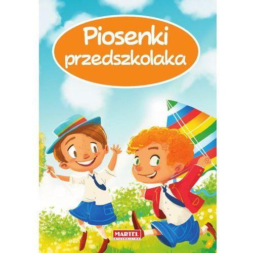 Piosenki przedszkolaka - Opracowanie zbiorowe (52 str.)