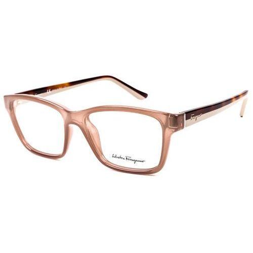 Salvatore ferragamo Okulary korekcyjne sf 2721 661