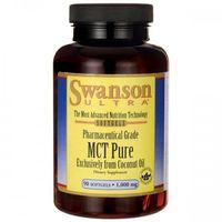 Swanson MCT Pure 1000mg - (90 kap)