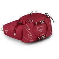 Osprey Talon 6 Backpack Men, czerwony 2021 Saszetki i nerki