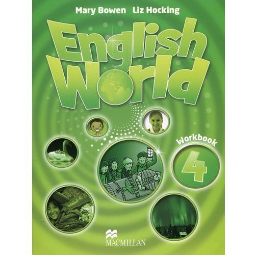 English World 4 Ćwiczenia (9780230024809)
