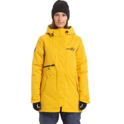 MEATFLY kurtka damska Bunny 2 Jacket Yellow Stripe M (8590201734337)