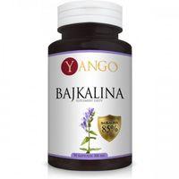 Kapsułki Bajkalina - ekstrakt - 90 kapsułek YANGO