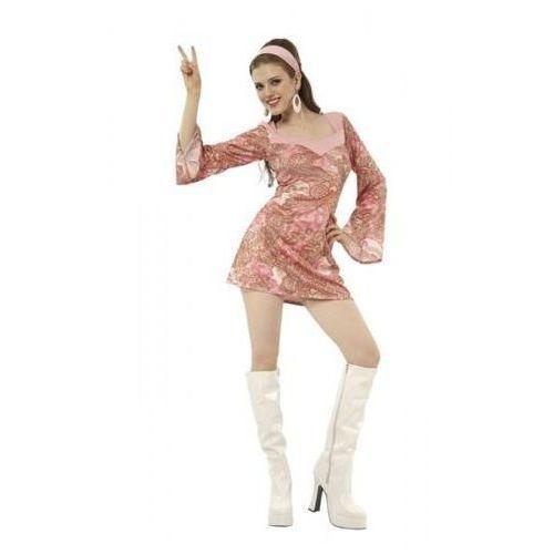 d32f832053 Sukienka dla dorosłych lata 70-te - m