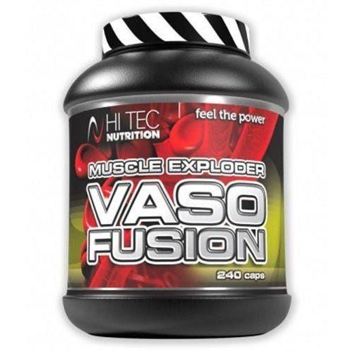 Hi-tec vaso fusion - 240caps