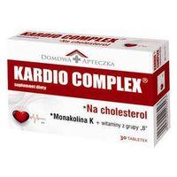 kardio complex na cholesterol x 30 tabletek marki Domowa apteczka