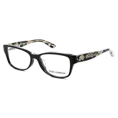 Okulary Korekcyjne Dolce & Gabbana DG3204 Almond Flowers 2846