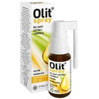 Spray Olit spray do jamy ustnej i gardła 20ml