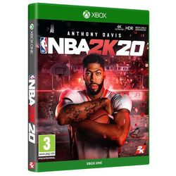 2k games Gra xbox one nba 2k20