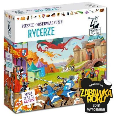 Puzzle Edgard InBook.pl