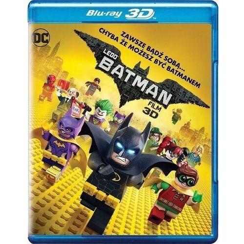 Galapagos Lego batman: film (2bd 3-d) (7321999345860)