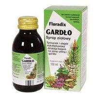 Floradix Gardło płyn 100ml