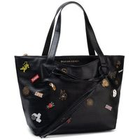 Torebka SILVIAN HEACH - Bag Shopper Sh Clover RCA19176BO Black W0148