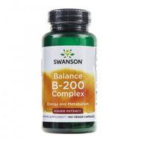 Kompleks witamin B-200 Balans 100 kaps