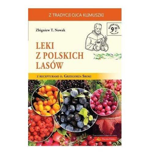 Leki z polskich lasów, oprawa broszurowa