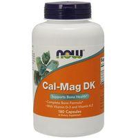 Kapsułki Now Foods Cal-Mag DK 180 kaps.