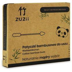 Patyczki do uszu  ZUZII (chusteczki, papier toaletowy) biogo.pl - tylko natura
