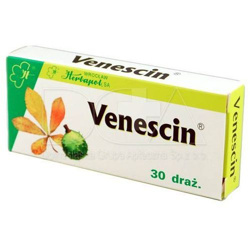 VENESCIN 30 drażetek (5909990080410)
