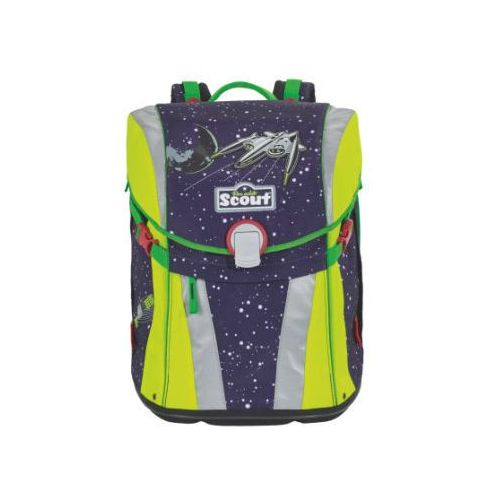 SCOUT Tornister Basic Sunny - Space