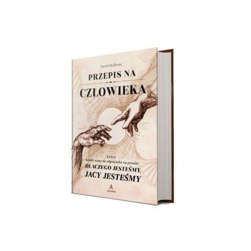 """""""Przepis na człowieka"""" – Dawid Myśliwiec (480 str.)"""