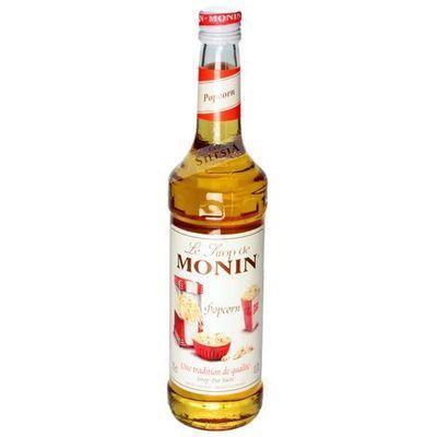 Napoje, wody, soki Monin Café Silesia