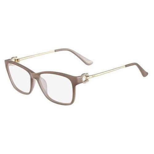 Salvatore ferragamo Okulary korekcyjne sf 2705r 264