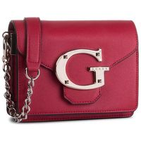Torebka GUESS - Camila (VG) Mini-Bags HWVG74 00780 RED