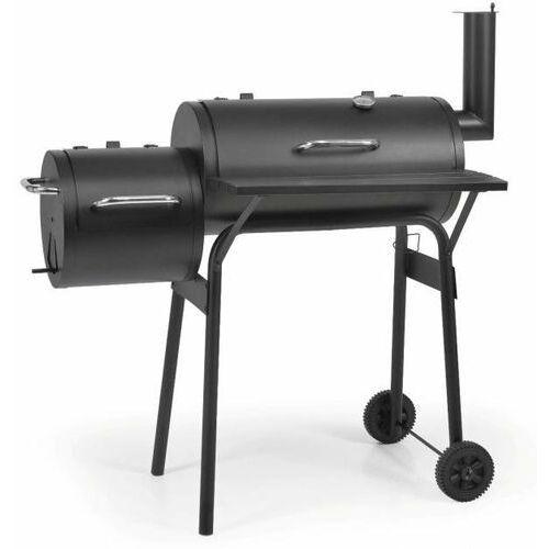 Hecht czechy Hecht sentinel minor duży grill węglowy ogrodowy wędzarnia termometr komin 112cm ewimax - oficjalny dystrybutor - autoryzowany dealer hecht