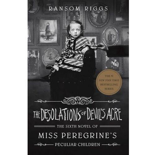 The Desolations of Devils Acre - Riggs Ransom - książka, Puffin Books