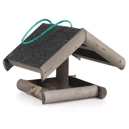Karmnik dla ptaków 24x20x20cm TD007.P.SZ (5907633253207)