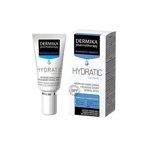 Cederroth Dermika pharmatherapy hydratic krem pod oczy 15ml
