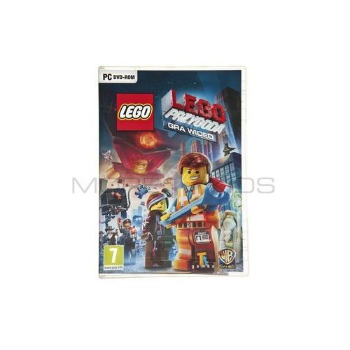 Warner brothers entertainment Gra pc lego przygoda