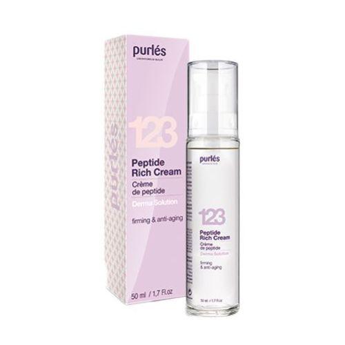 Peptide rich cream odżywczy krem peptydowy (123) Purles