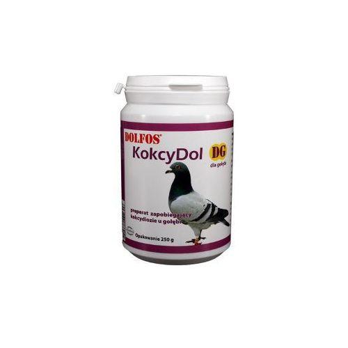 DOLFOS DG Kokcydol - Preparat zapobiegający kokcydiozie u gołębi 250g