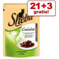 Sheba Cuisine Łosoś w sosie 85g (3065890096820)