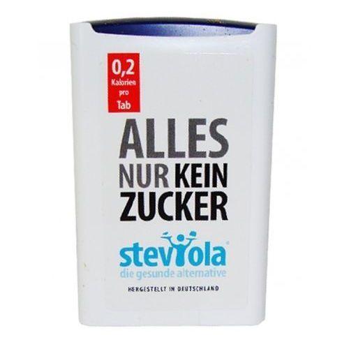 Stevia, 60 mg, steviola, 300 tabletek Proness myvita - Świetna przecena