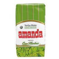 Yerba Mate AMANDA 0,5kg hierbas zioła