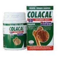 Kapsułki Colacal kapsułki kolagen z wapniem, 60 kaps.